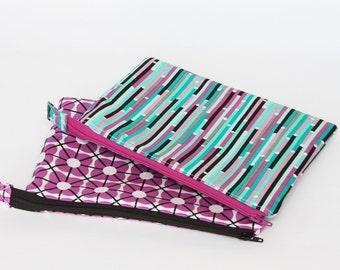 Flat Pouches - Zippered Pouch