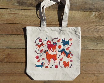 Playtime Organic Tote Bag