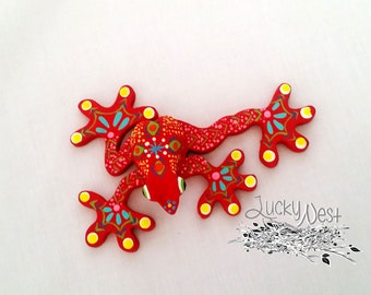 Red Frog Small