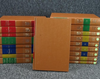 Encyclopedia Brittanica Great Books Of The Western World Series 18 Vols. Of 54