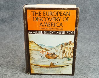 The European Discovery Of America The Northern Voyages - 1971