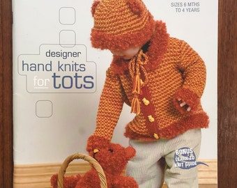 Patons children's knitting pattern book number No 1217 Jumpers, sweaters, cardigans in  8ply