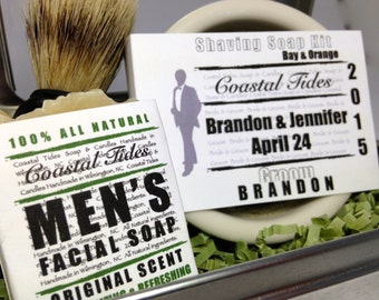 Groom Shaving Kit Gift - Groomsmen Gift Shave Kit - Best Man Gift Shave Kit - Father of the Bride Gift Shave Kit