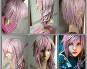 Lightning wig pink preorder cosplay final fantasy featured image