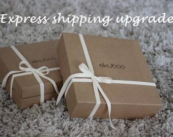 DHL EXPRESS shipping. 1-4 business days WORLDWIDE