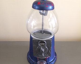 Vintage Carousel gum ball machine, candy machine, gum machine, vintage candy dispenser, gum dispenser