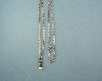 Snowboard Charm Necklace - Snowboard Winter Jewelry - Snowboard Necklace - Snowboard Gift - Winter Snow Gift -Snowboard Chain Necklace