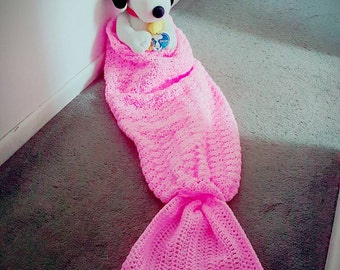 Adult Mermaid Blanket