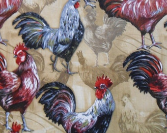 Plastic Grocery Bag Holder #332 Roosters   Plastic Bag Holder
