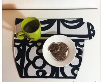 Breakfast placemats