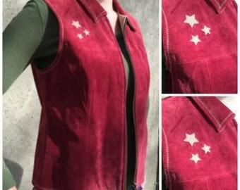TG Leather Vest