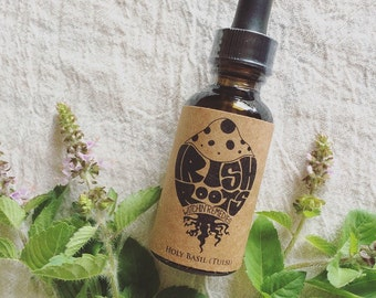 Holy Basil Herbal Extract