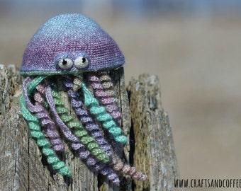 Jelly Fish Crochet Pattern - *PDF Pattern Only*
