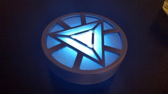 Iron Man Arc Reactor Triangular Tony Stark by Intersectsales