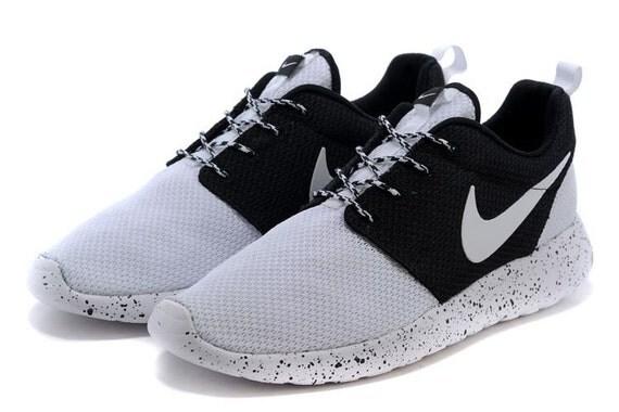 custom nike roshe run sneakers athletic by customshoesworld