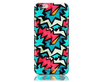 iPhone 6 Case - iPhone 6s Case #Modern Edge Cool Design Hard Phone Case