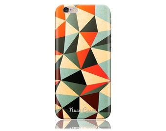 Samsung Galaxy Note 5 SS Abstract Triangles Cool Design Hard Phone Case