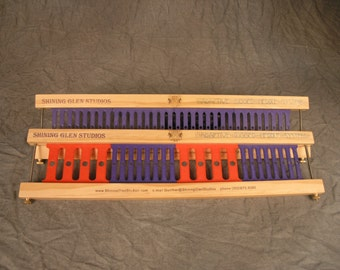 Adaptive Rigid Heddle System - 10dpi
