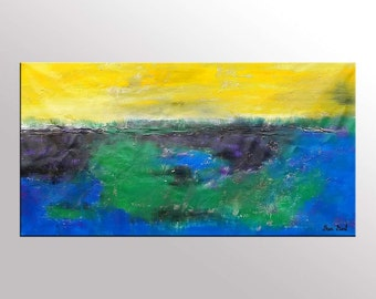 Original Painting Abstract Art Texture Painting Oil Painting Abstract Painting Canvas Painting Framed Painting Canvas Wall Art Ready to Hang
