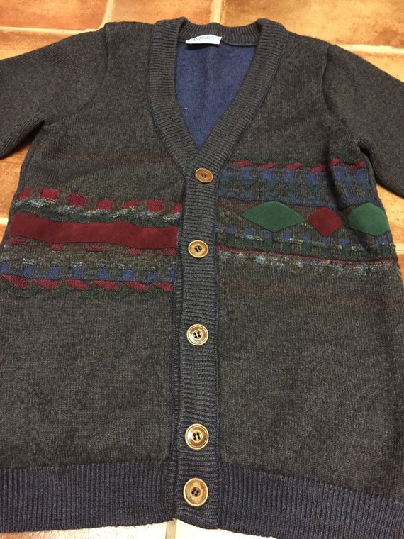 Lovely ladies 1990's cardigan size small UK6 to 8