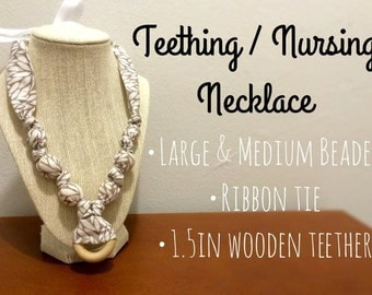 Nursing Teething Necklace