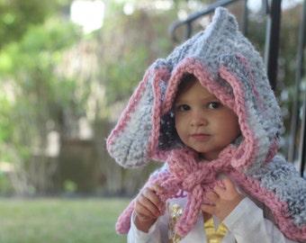 Bunny Rabbit hood