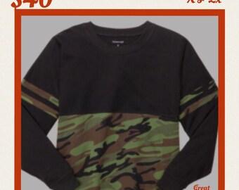Camo Spirit Shirt