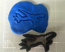 Boeing 787 Airplane Cookie Cutter
