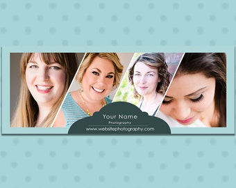 Two Facebook Timeline Cover Templates for Photographers