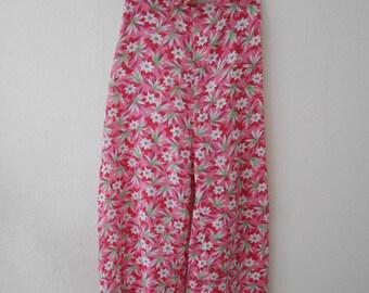 Cute 1930's Beach Pajamas/Palazzo Pants