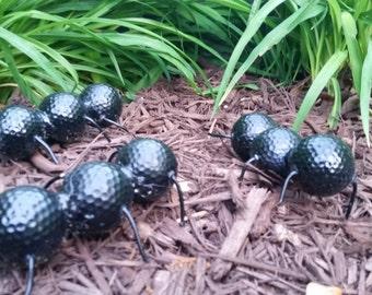 Ant Yard Ornaments
