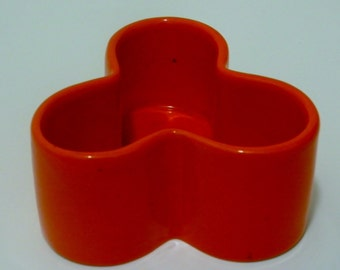 Pino Spagnolo for SICART Italy /Space Age / Modern Design / Orange / 70's