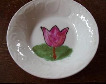 Decorated China Bowl