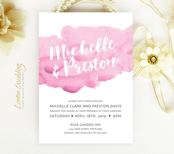 Cheap Cardstock For Wedding Invitations : ... cardstock Evening invitations Simple modern wedding invitations