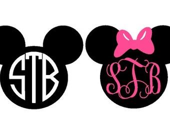 Disney Vinyl Etsy - Disney custom vinyl stickers