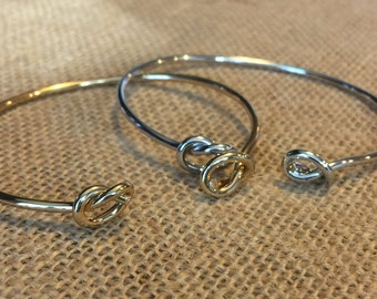 Gold and Silver Bangles Bracelets
