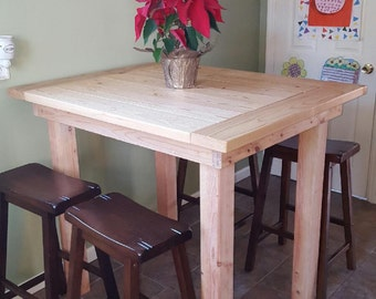 High Top Barn Kitchen Table