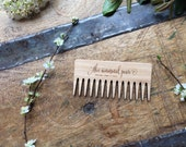 Bamboo Weaving Comb