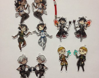 Dragon Age Charms