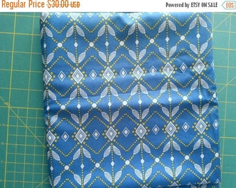 Spring Sale - 2 Yards Little Folks Voile Diamond Mine in Ink by Anna Maria Horner for Free Spirit, OOP and VHTF