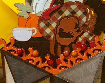 Thanksgiving Pop-Up Card