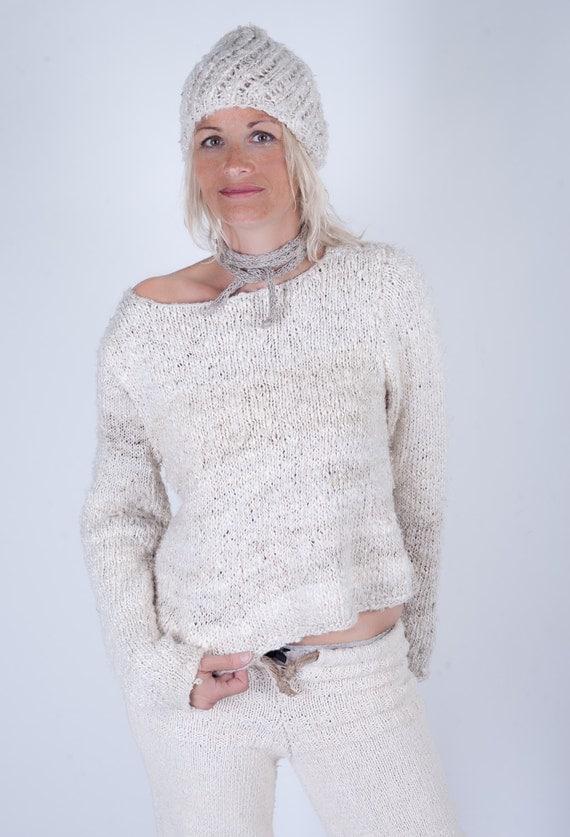 Sweater natural fibre of banana