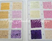 """20 Custom Made Glam Glitz Sequin 120"""" Round Table Clothes for Weddings or Special Events 43 Colors Available"""