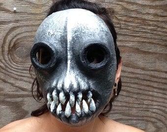 Venetian Monster Mask for Masquerade, gas mask horror steampunk freekin Monster