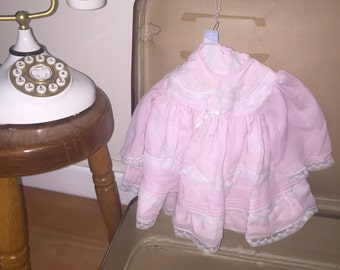 SALE! Baby girls dress 0-3 months