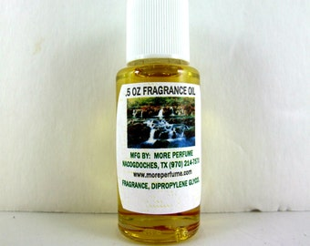 Fragrance Oil Potpourri Oil 3 Pack Of 1 Oz Bottles Your Choice of Scents FREE SHIPPING