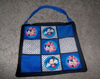 Mickey and Minnie Tic Tac Toe Game