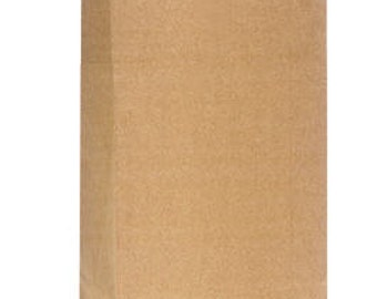 25Pack 1Lb Tin Tie Bakery / Coffee Packaging Bags- KRAFT