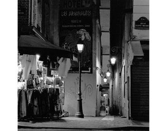 Quai Saint Michel, Paris