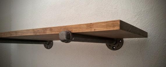 Industrial Shelf Brackets Steampunk Shelf Brackets Pipe